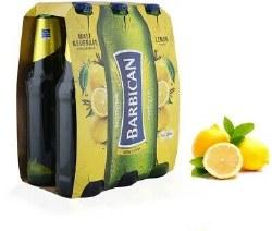 Barbican Malt Beverage Lemon Flavor 6 x 330ml