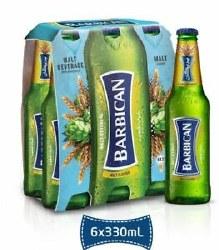 Barbican Malt Beverage 6 x 330ml