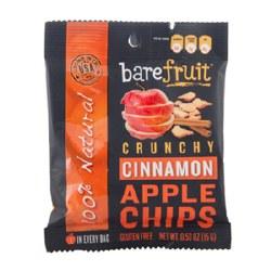 Barefruit Crunchy Cinnamon Apple Chips 15g
