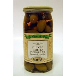 Barral Picholines Olives 7oz