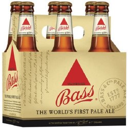 Bass Ale 6 pack