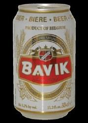 Bavik Premium Pils Beer In Can 11.2oz