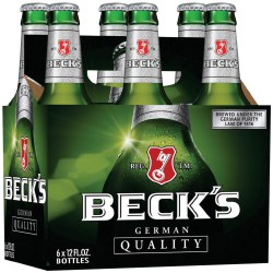 Beck's Ale 6 pack