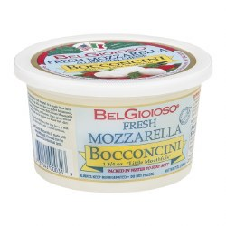 Belgioioso Mozzarella Bocconcini 7 oz