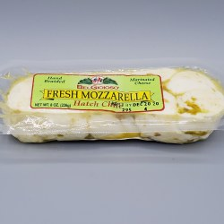 Belgioioso Mozzarella Hatch Chili 8 oz