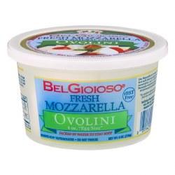 Belgioioso Mozzarella Ovolini 8 oz