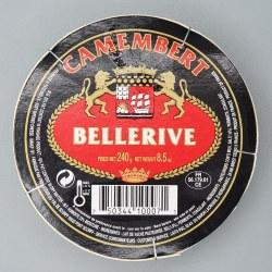 Bellerive Camembert Cheese 8.5 oz