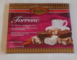 Bellino Torrone nougat 18 pc
