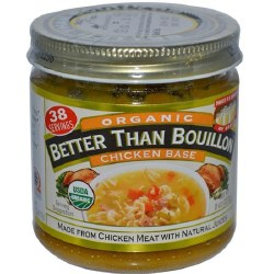 Better Than Bouillon Organic Chicken Base 8oz