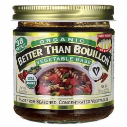 Better Than Bouillon Organic Vegetable Base 8oz
