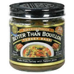 Better Than Bouillon Turkey Base 8oz