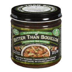 Better Than Bouillon Vegetable Base 8oz