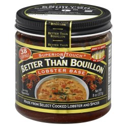 Better than Bouillon Lobster Base 8oz