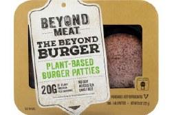 Beyond Meat Plant Based The Beyond Burger 8oz