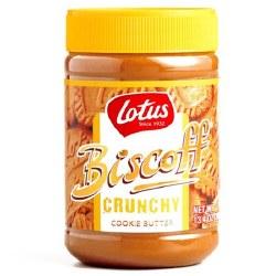 Biscoff Cookie Butter Crunchy 13 oz