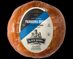 Black Kassel Pannonia Ham Sliced
