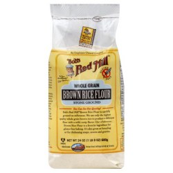 Bob's ReD Mill Brown Rice Flour Gluteen Free 24oz