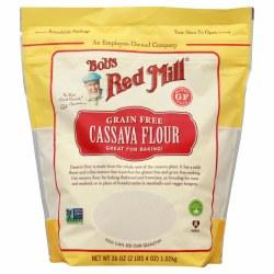 Bob's Red Mill Casava Flour Gluteen Free 36oz