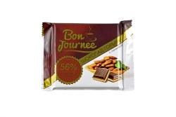 Bon Journee Chocolate Almond 80g