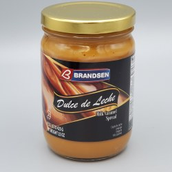 Brandsen Dulce De Leche 15 oz