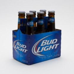 Bud Light 6 pack