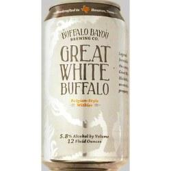 Buffalo Bayou White Buffalo 6 pack