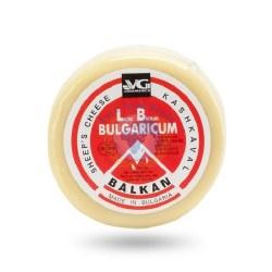 Bulgarian Kashkaval Cheese Sheep's Milk .5 kg