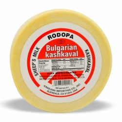 Bulgarian Kashkaval