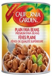 California Garden Fava Beans 16 oz