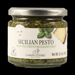 Campo D'oro Sicilian Pesto 180g