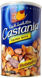 Castania Extra Nuts can 454g