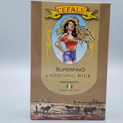 Cefalu Arborio Rice 1kg