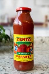 Cento Passata Traditional  24oz