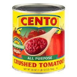 Cento Crushed Tomato 28 oz