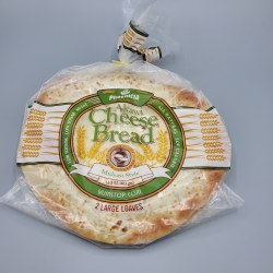 Phoenicia Ackawi Cheese Bread 2 pack