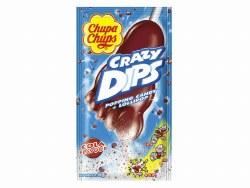 Chupa Chups Crazy Dip Cola Lollipop 16g