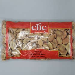 Clic Fava Beans Large 2lb