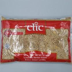 Clic Green Lentils Eston 2lb