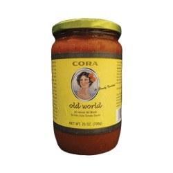 Cora Old World Pasta Sauce 24oz