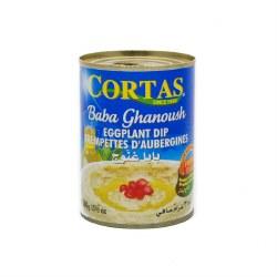 Cortas Baba Ganouge (Eggplant Dip) 13 oz