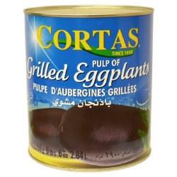 Cortas Eggplant Pulp 6lb
