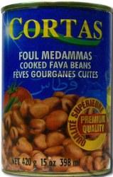 Cortas Fava Beans 15oz
