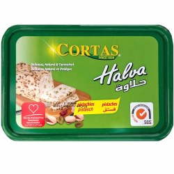 Cortas Halva Pistachio 1 lb