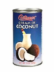 Costamar Coconut Cream 15 oz