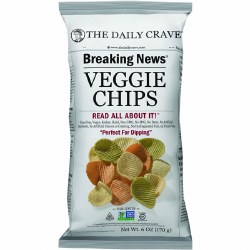 Daily Crave Vegetable Chips 6oz