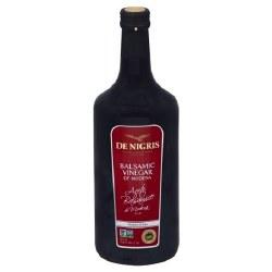 De Nigris Balsamic Vinegar 34 oz