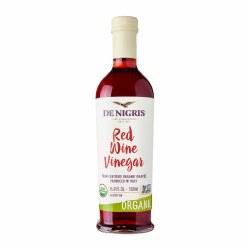 De Nigris Red Wine Vinegar Organic 17oz
