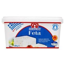 Dodoni Feta Cheese 400g