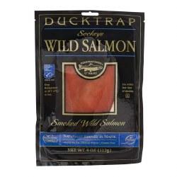 Ducktrap Smoked Salmon 4 oz