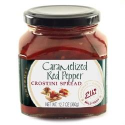 Elki Red Pepper Spread 10 oz